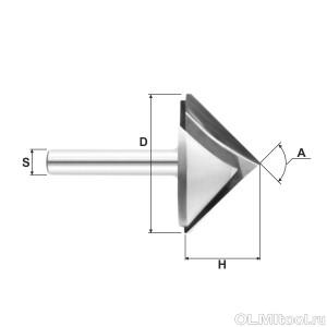 V-образная съем фаски