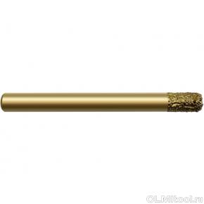 Фреза алмазная шлифовальная DJTOL DMX0620 вакуумная пайка