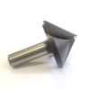 Фреза V-образная конусная DJTOL N2V12.4590